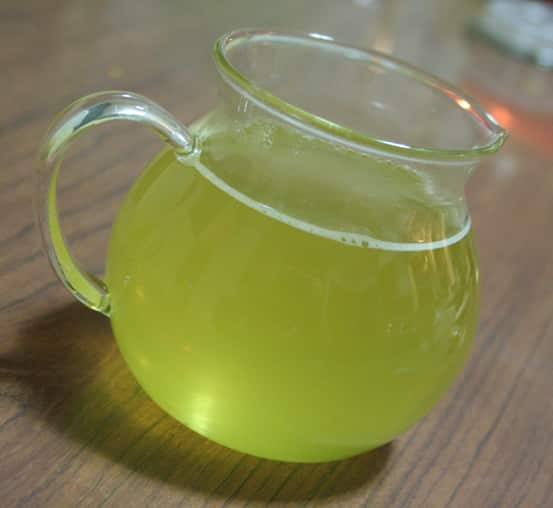 Brazil Green Tea Liquor