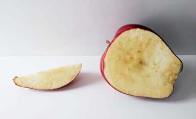 Apple as Example of Oxidation