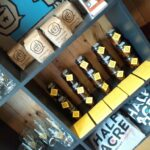 On the shelf @ Half Acre Brewery