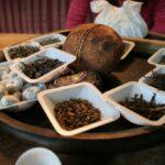 Tasting tea with David Lee Hoffman