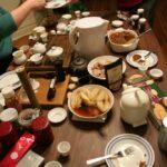 Tea mess