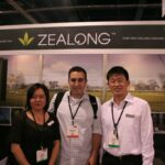 My Zealong friends and I