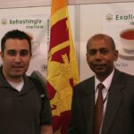 Consulate General of Sri Lanka and I