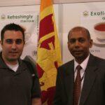 Consulate General of Sri Lanka and I