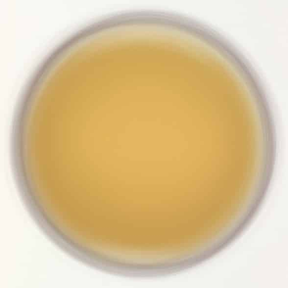 The average color of tea
