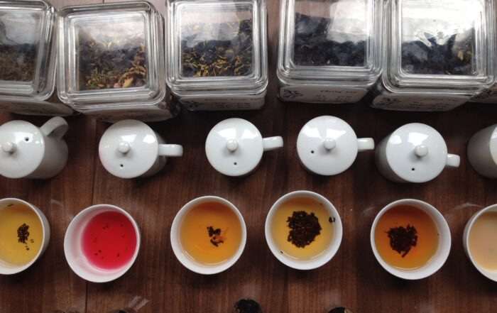 Tea Tasting Image by Terry Madely