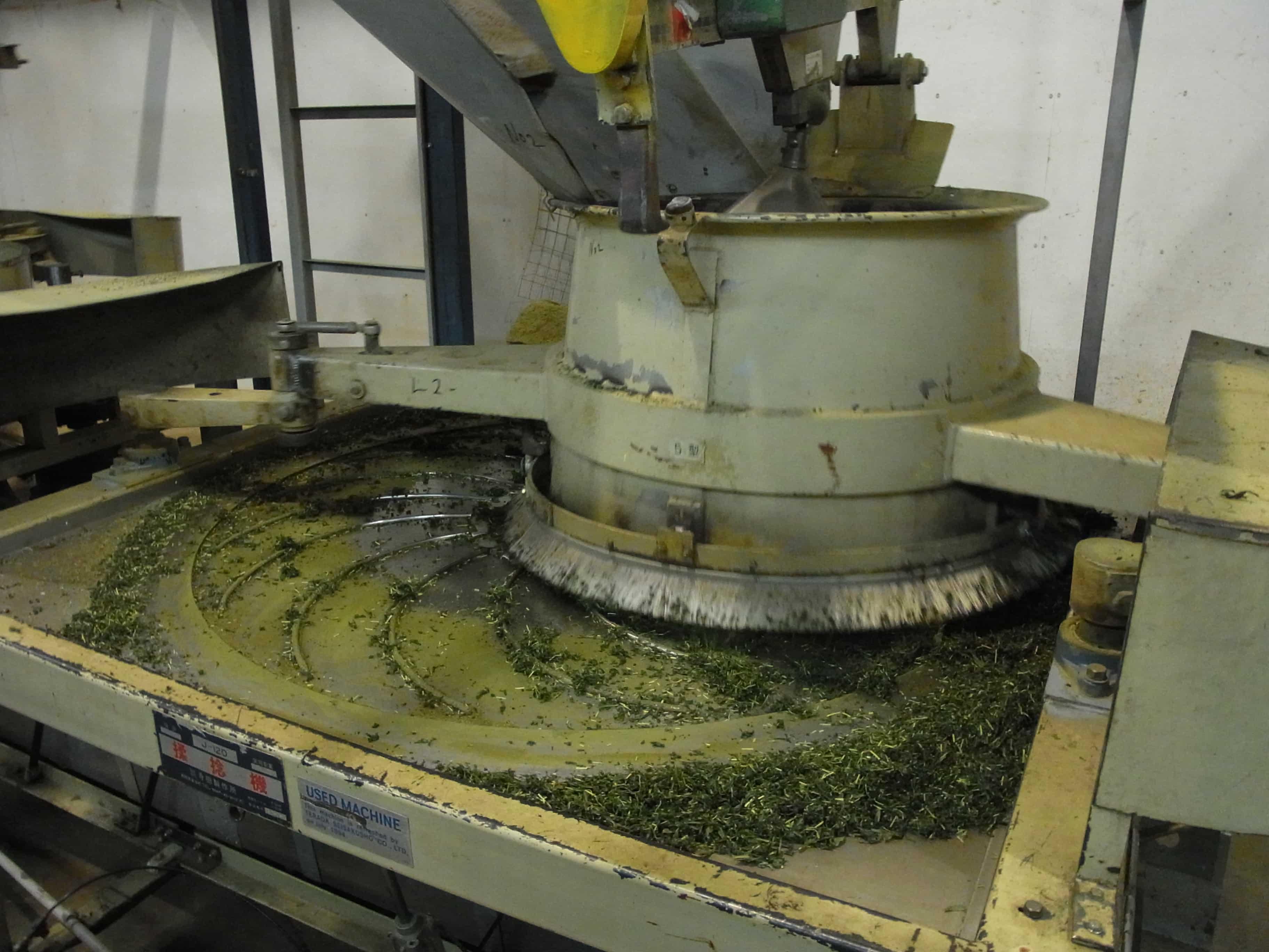 orthodox tea rolling machine