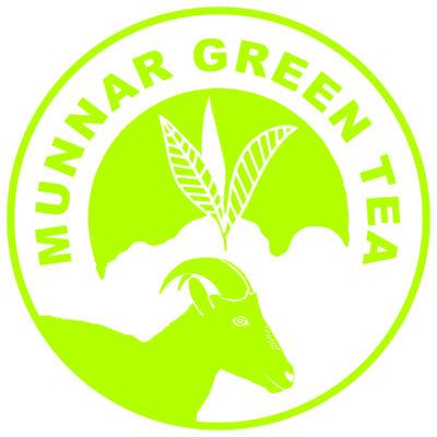 Munnar Green Tea Logo