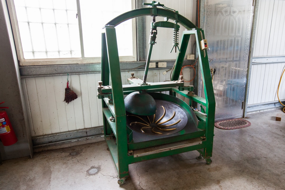 Wulong Dish Roller