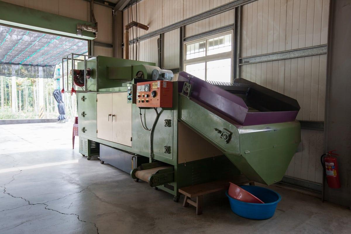 Wulong Belt Dryer