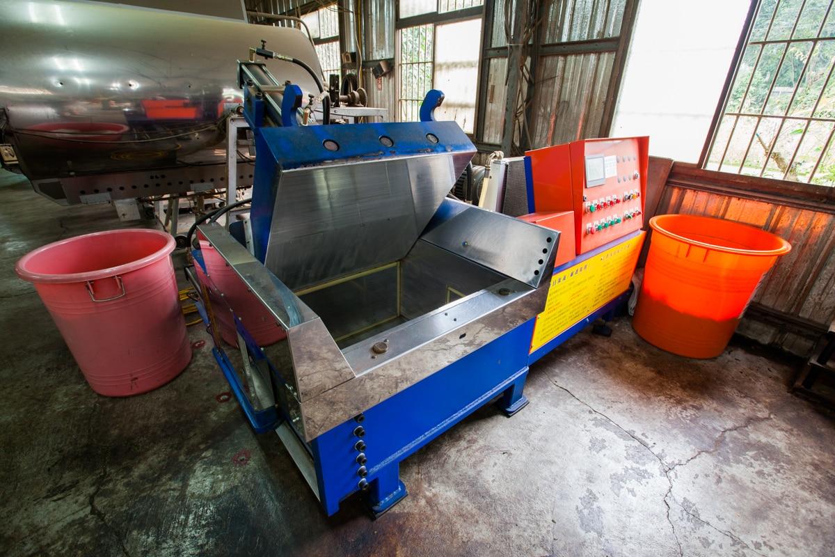 Wulong Hydraulic Compactor