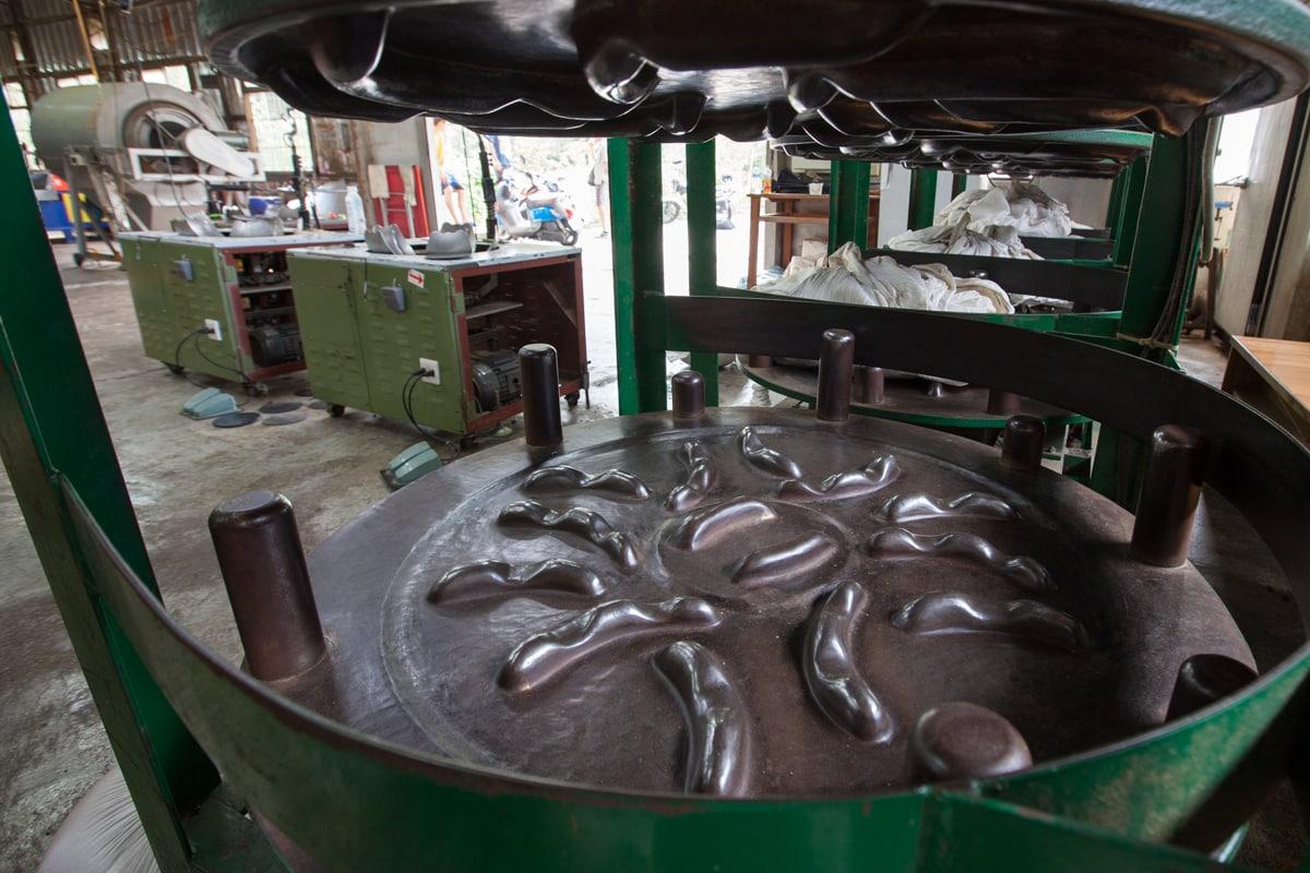 Wulong Tea Rolling Machine