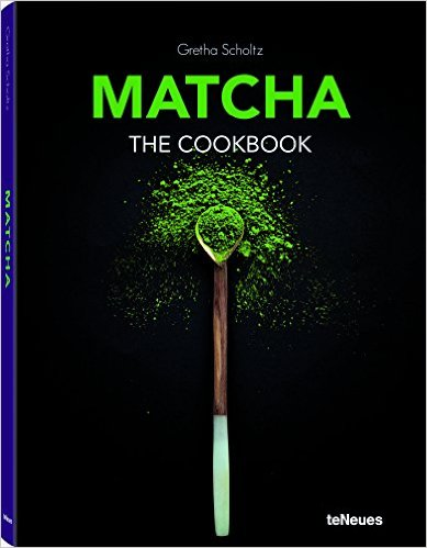 matcha cookbook by gretha scholtz