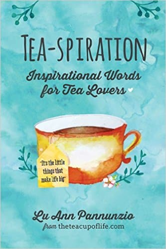 tea-spiration book by lu an pannunzio