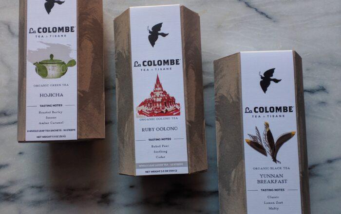 La Colombe Tea Collection