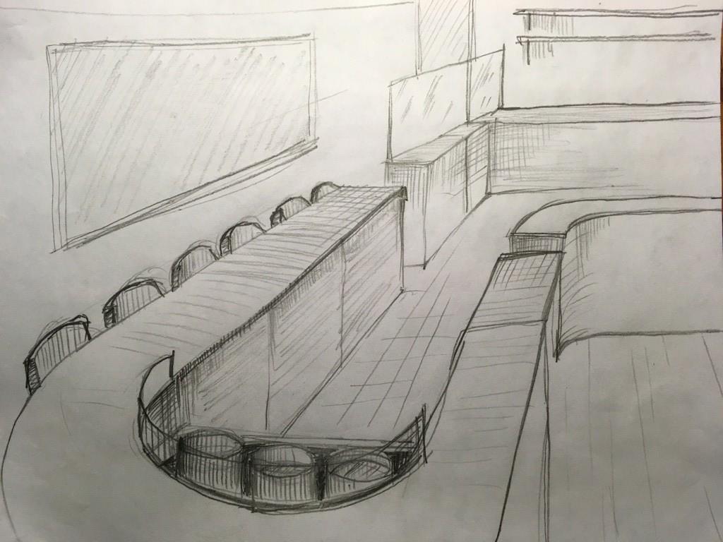 Bristol Chai Sketch