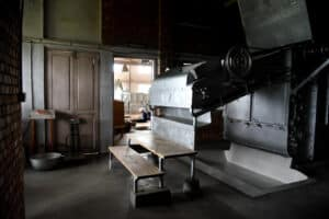 Tea making equipment