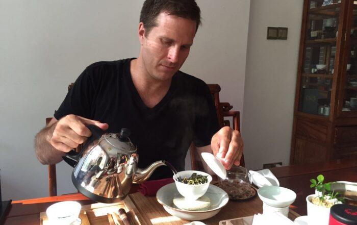 Jeff Kovac of Four Seasons Tea