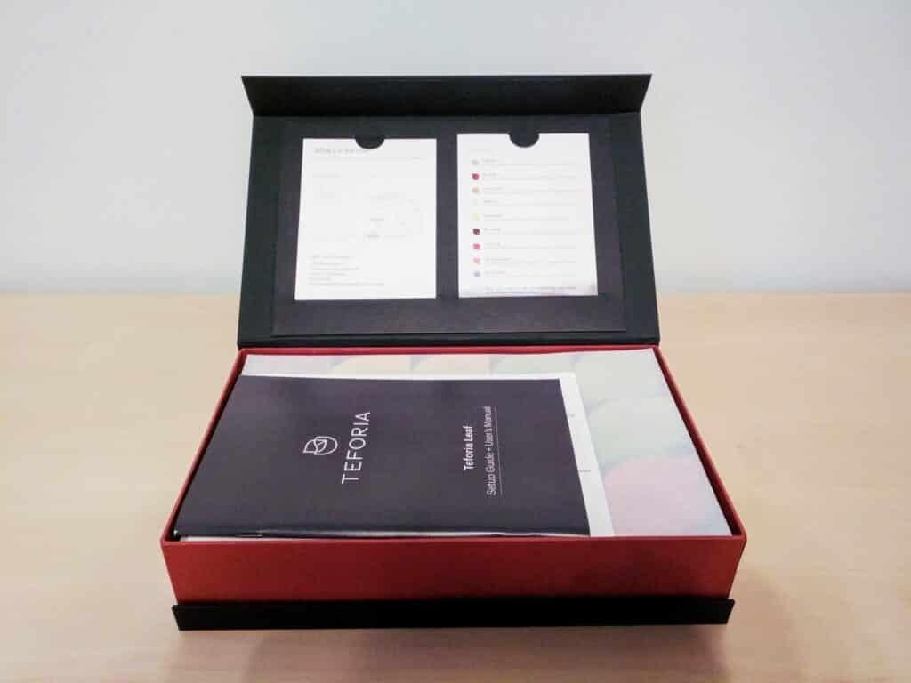 Teforia Keepsake Box
