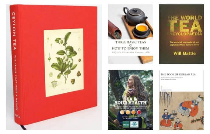 Best Tea Books 2017