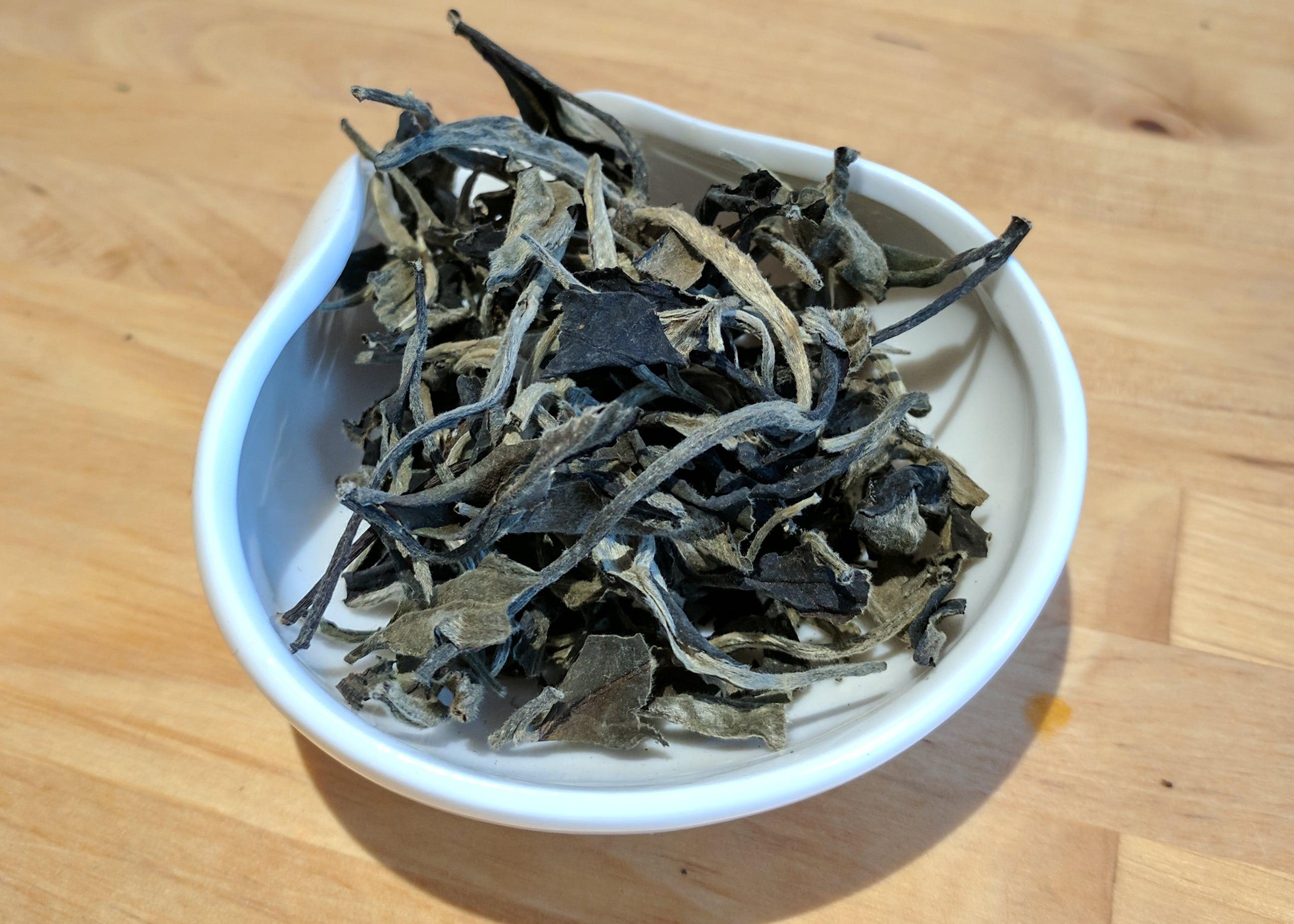 Bai Mu Dan Style Artisan Sri Lankan Tea