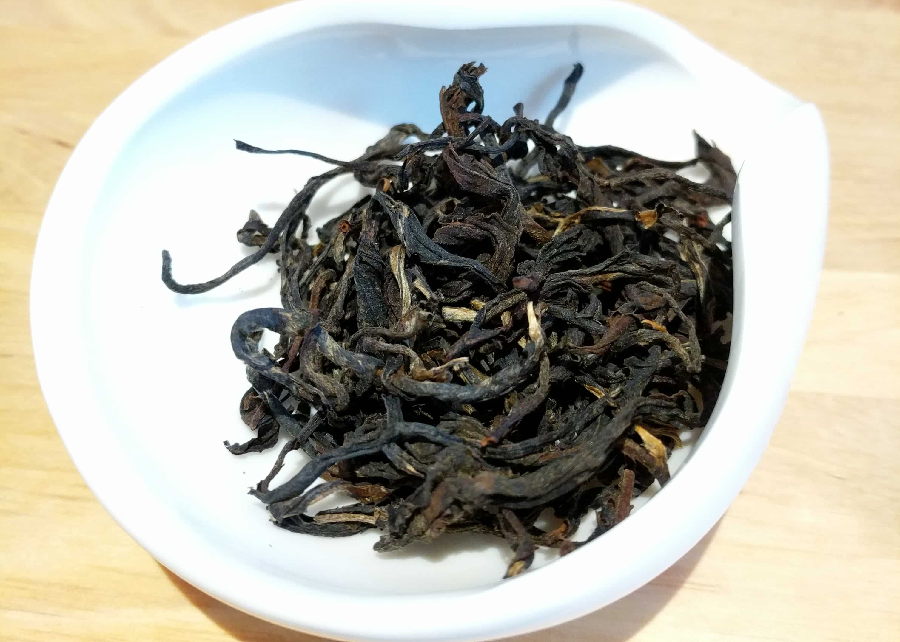 Glenwood Reserve 2043 OP Black Artisan Sri Lankan Tea