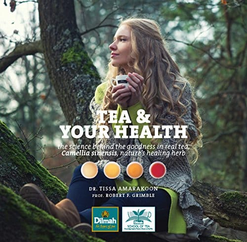 Dilmah Tea and Health Book