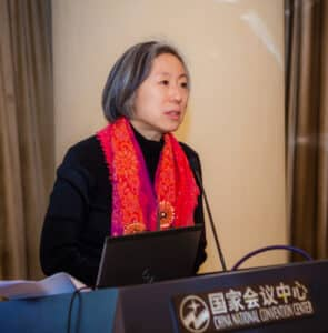 Yu Lu of CFNA