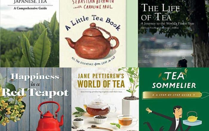 Best Tea Books 2018