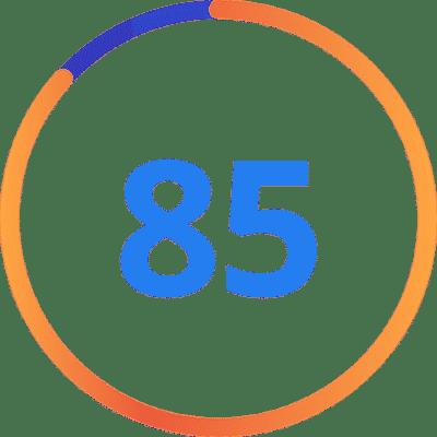 Tea Score of 85