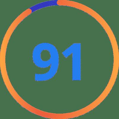 Tea Score of 91