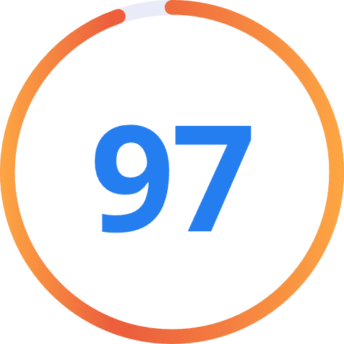 Tea Score of 97