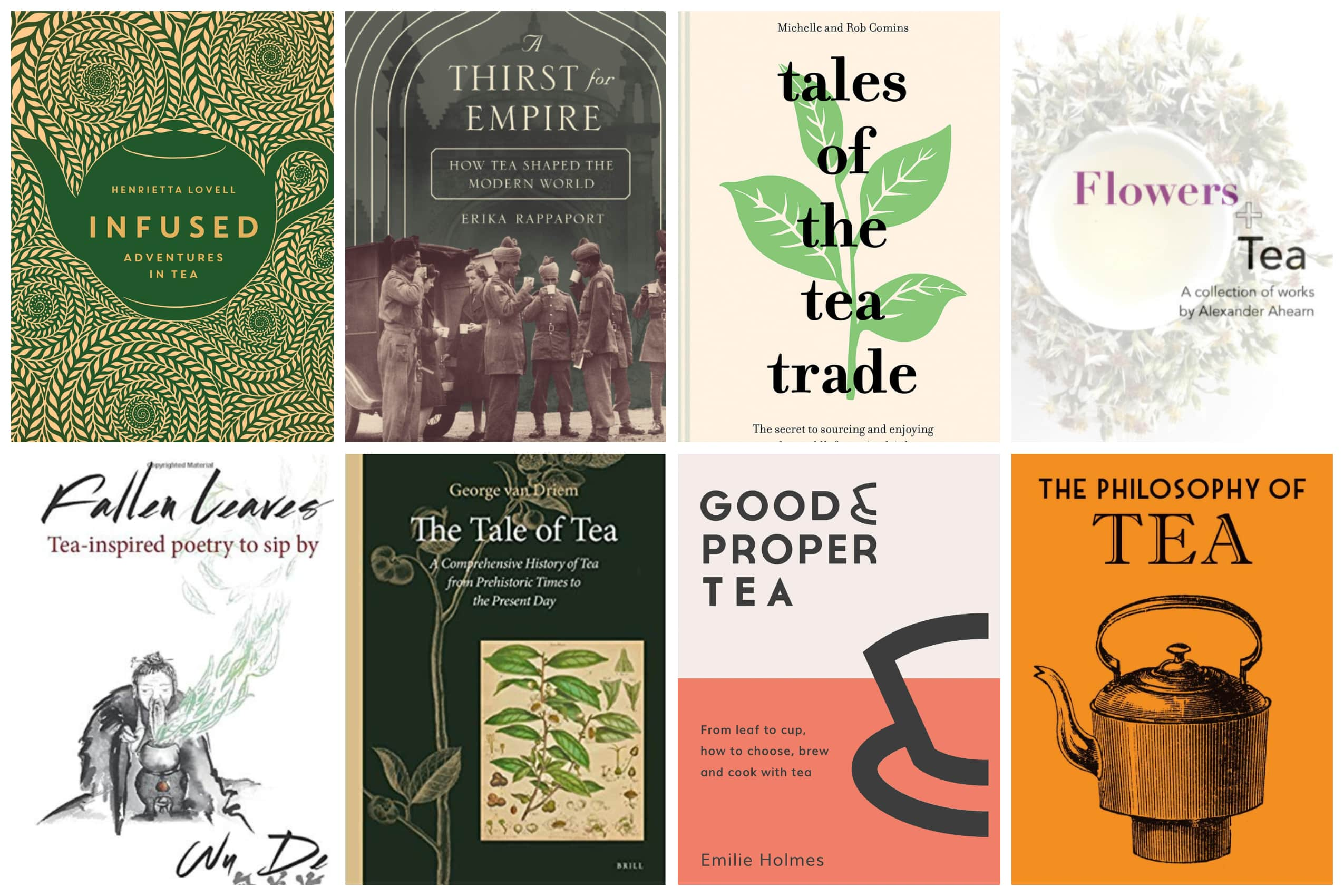 Best Tea Books 2019