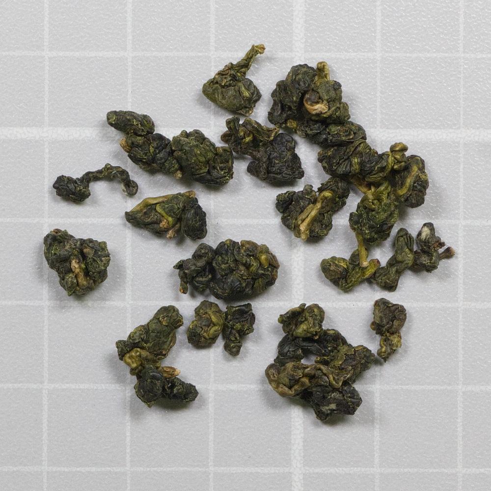 Green Oolong by Lin Mao Teng